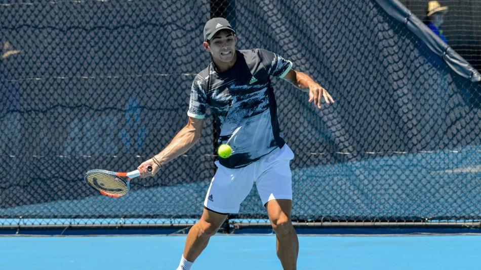 Cristian Garin avanza a la segunda ronda del Abierto de Australia 2020