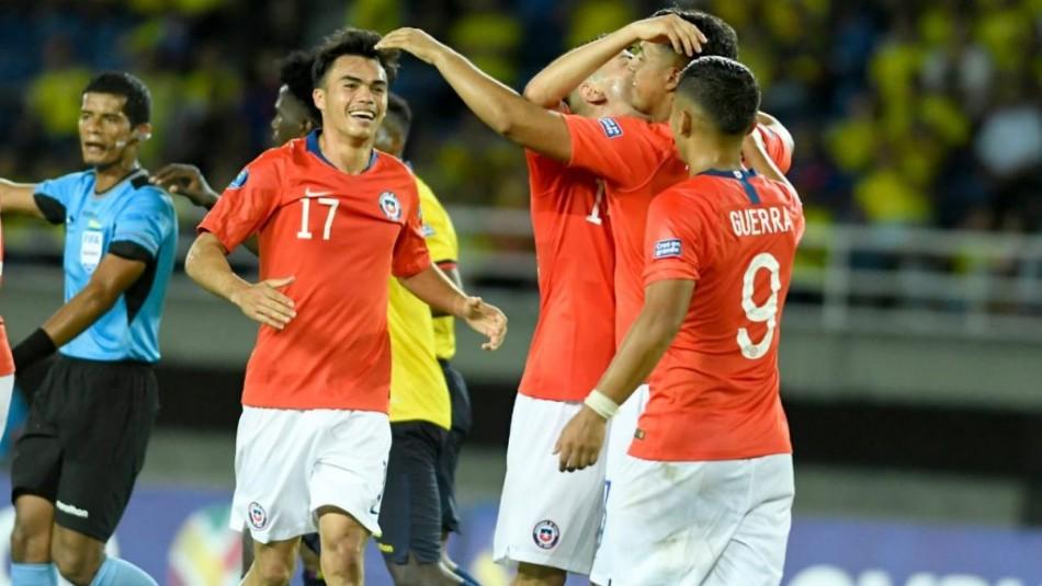 La Roja busca triunfo ante Venezuela.