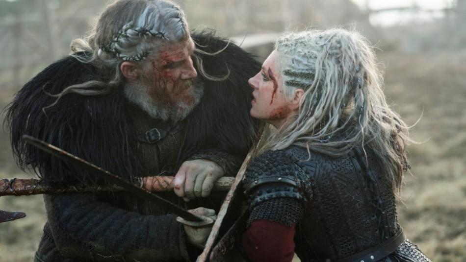 Vikingos: Actor explica por qué rechazaron dobles para importante escena de la 6ª temporada