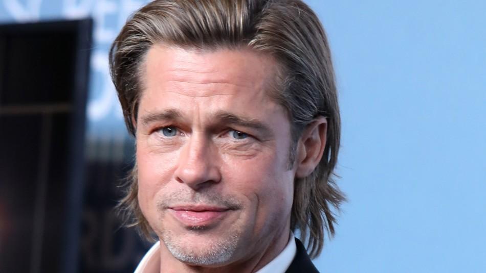 Brad Pitt rompe el silencio y se refiere a su encuentro con Jennifer Aniston en los SAG