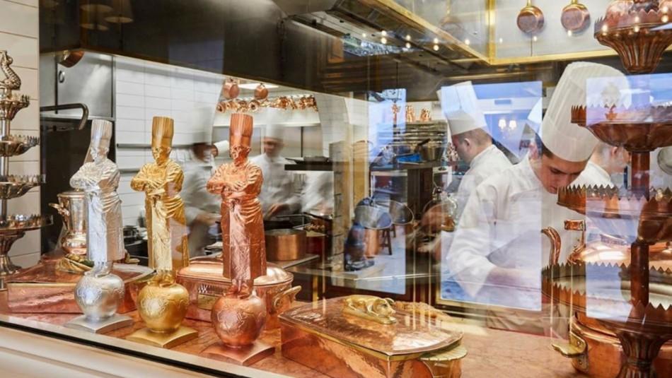 Restaurante francés pierde su estrella Michelin luego de 50 años