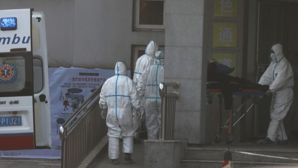 Aumentan a 212 los fallecidos por coronavirus en China