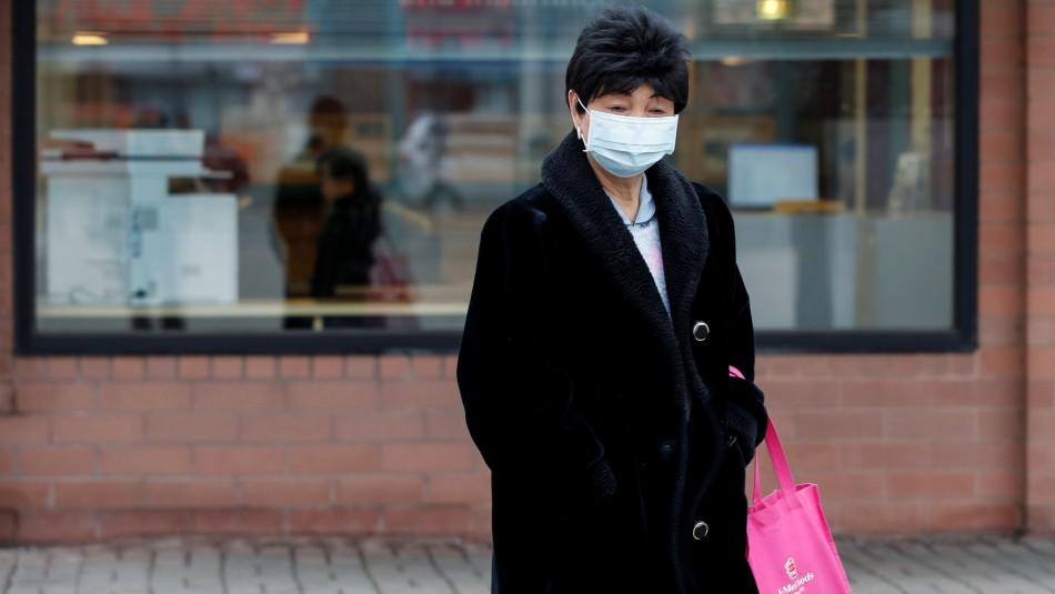 Aumenta a 213 el número de fallecidos por coronavirus en China