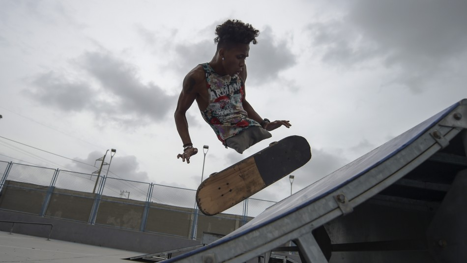 Historia de skater y rapero venezolano sin piernas gana importante premio