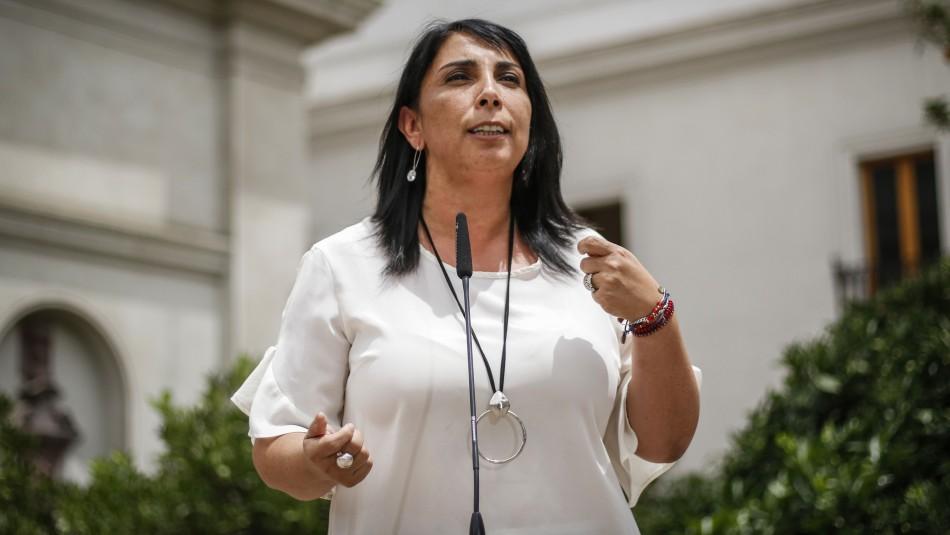 Karla Rubilar y falla en el suministro de luz en Santiago: