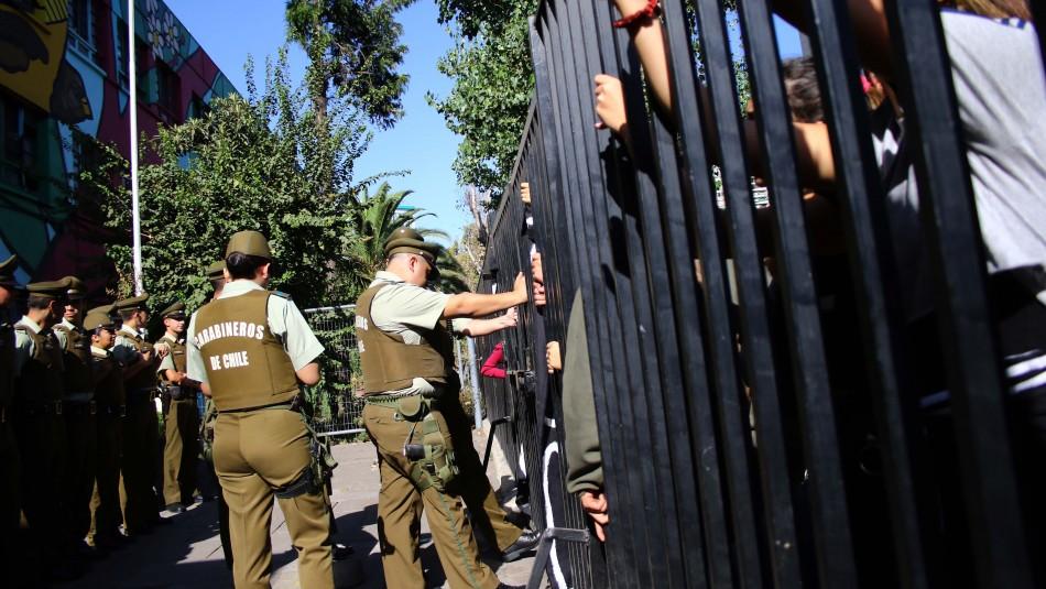 PSU de Lenguaje se desarrolló con normalidad pese a incidentes aislados en algunas sedes