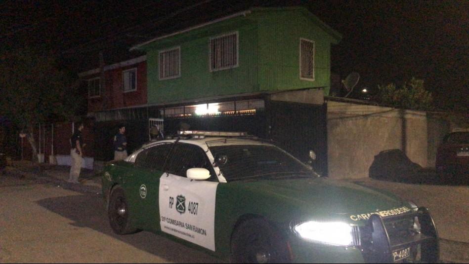 Investigan muerte de mujer de 73 años a causa de bala perdida en San Ramón