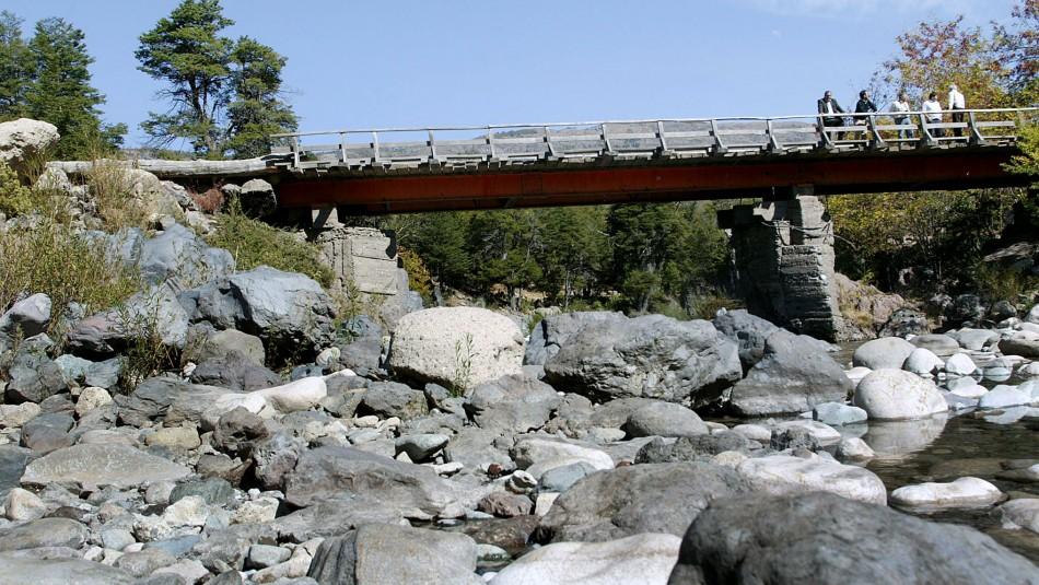 Por falta de agua la Conaf cierra sus campings en Parque Siete Tazas y reserva Altos de Lircay