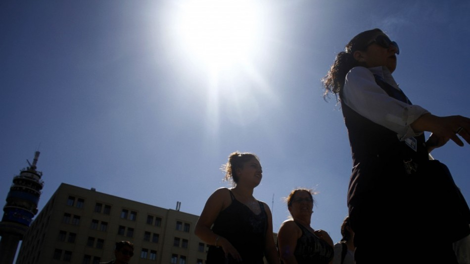Santiago sigue bajo el sol: Revisa el pronóstico del tiempo