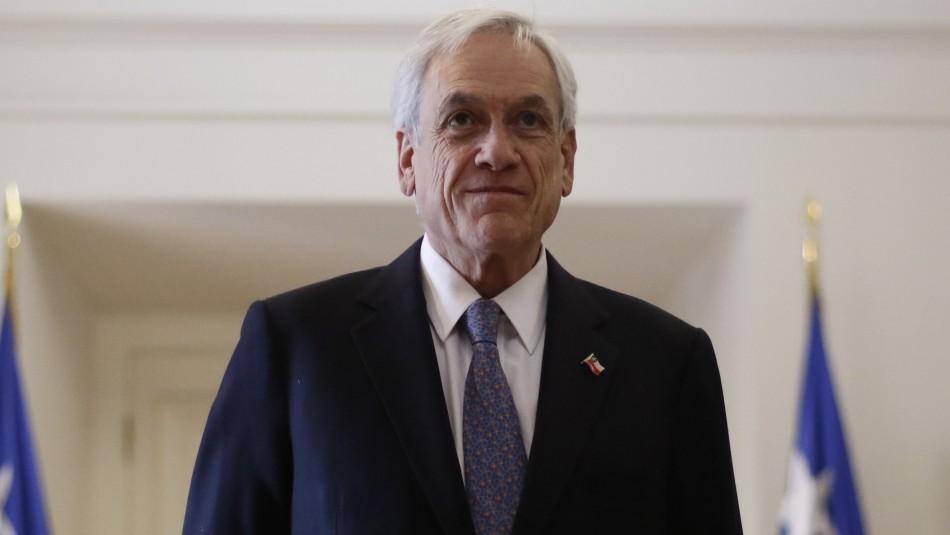 Encuesta Cadem: Aprobación del Presidente Piñera cae al 9%