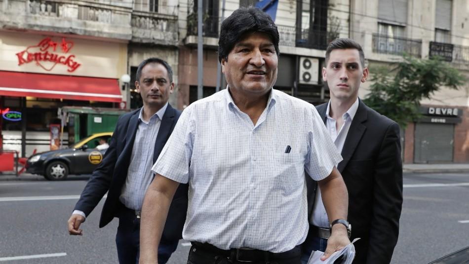 Evo Morales deja Argentina y viaja a Cuba por razones de salud