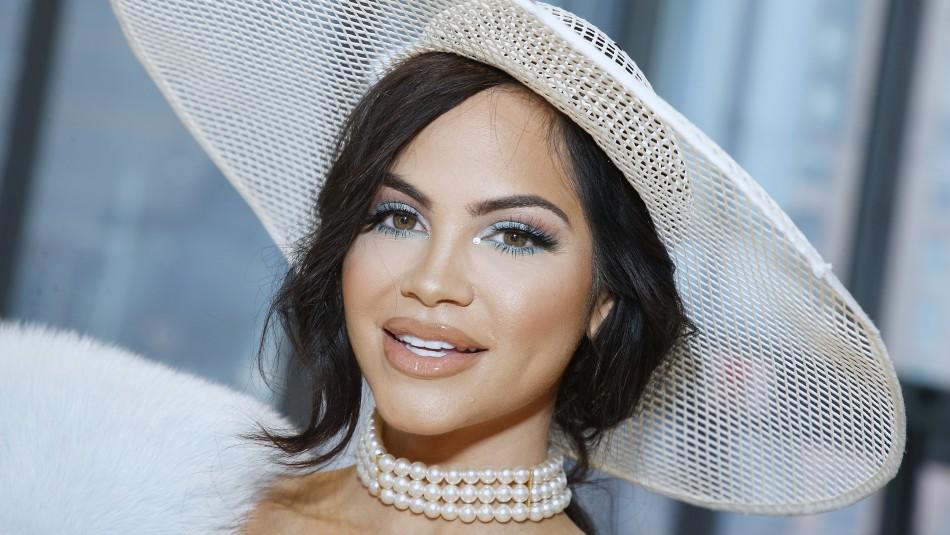 Natti Natasha debutó como modelo en Semana de la Moda en Nueva York