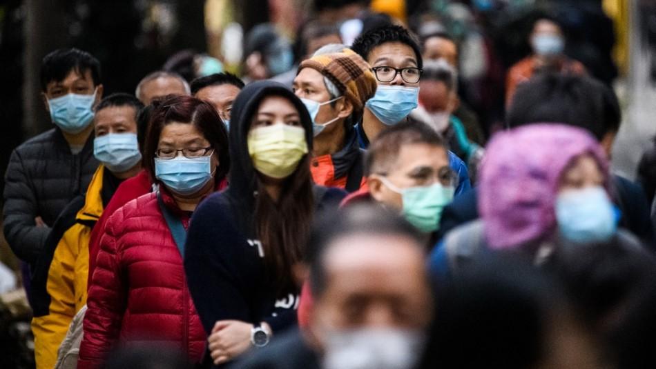 Coronavirus: Cifra de muertos se elevó hasta las 1.438 víctimas