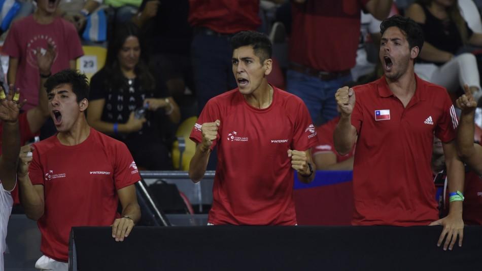 Chile Copa Davis