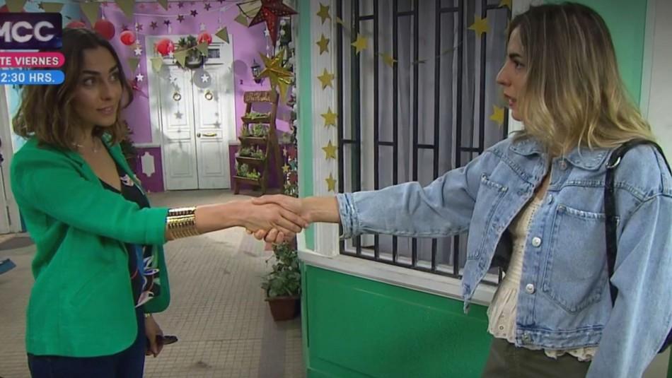 Verdades Ocultas: Encuentro entre Agustina y Amelia desató ola de comentarios y memes