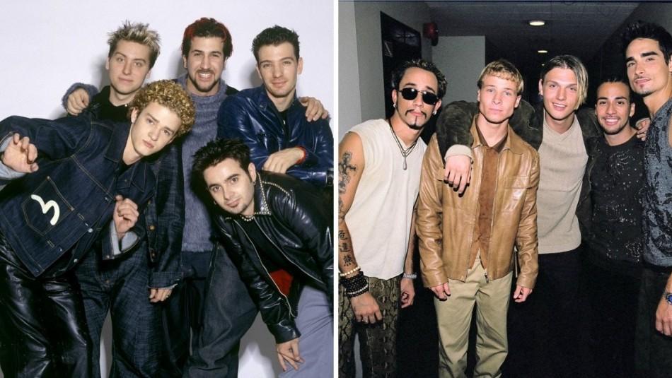 Backstreet Boys quiere realizar una gira mundial junto a la banda NSYNC