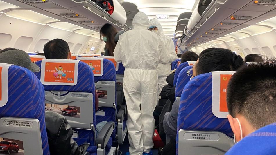 Nuevo coronavirus causa pérdidas de más de 4.000 millones de dólares a aerolíneas