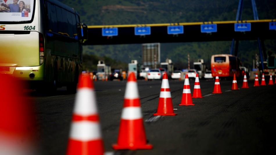 Conaset: Aumentaron las muertes por accidentes en buses interurbanos durante el 2019