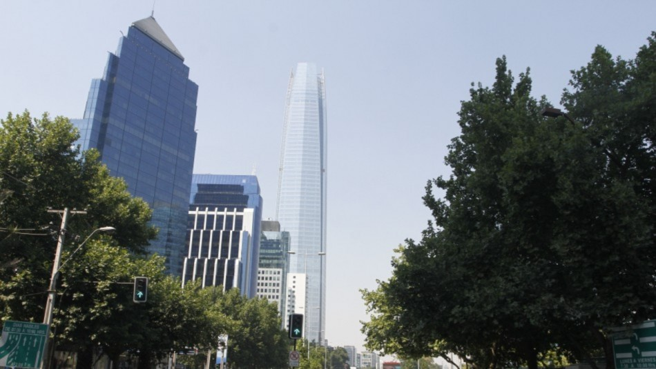Santiago continúa bajo el sol: Revisa el pronóstico del tiempo