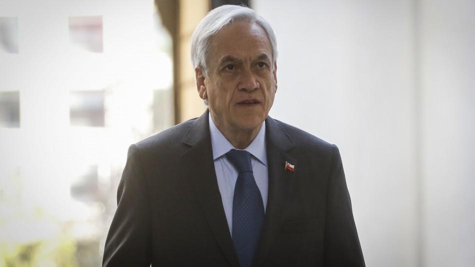 Piñera y muerte de José Zalaquett: