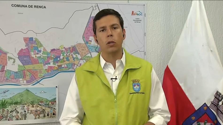Alcalde de Renca: