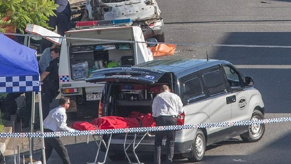 Conmoción en Australia: Padre quema a sus hijos y a su esposa antes de morir