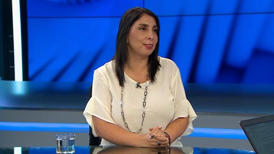 Karla Rubilar y plebiscito: