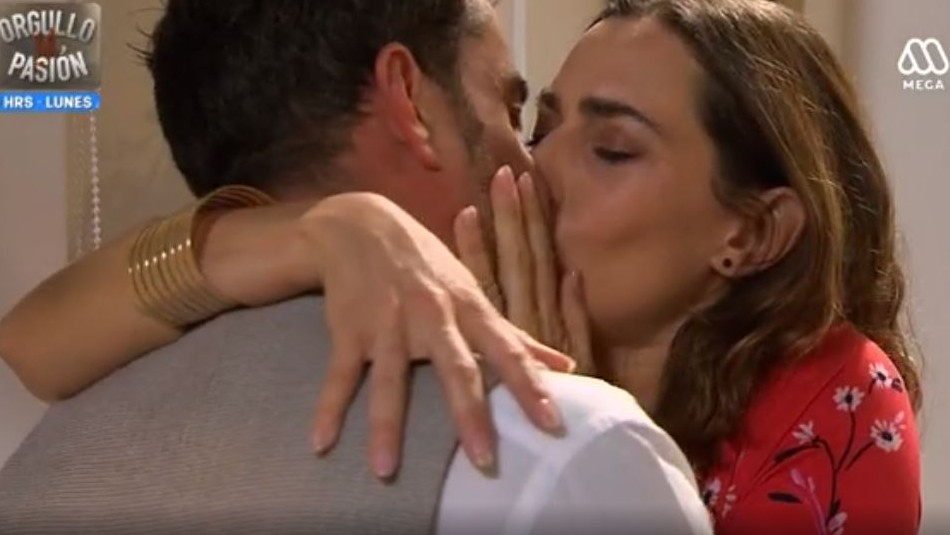 Verdades Ocultas: El apasionado encuentro entre Samantha y Ricardo