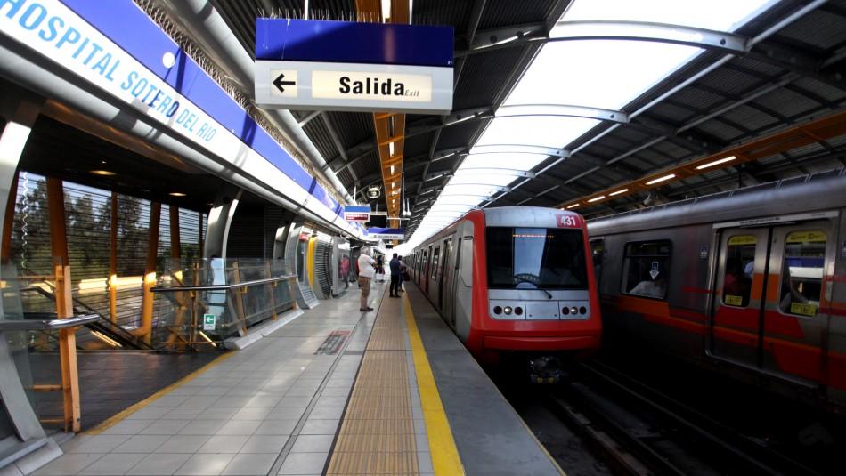 Línea 4 del Metro operará con normalidad este viernes tras incendio en estación Los Quillayes