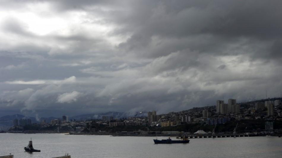 Valparaíso con algo de nubes: Revisa el pronóstico del tiempo