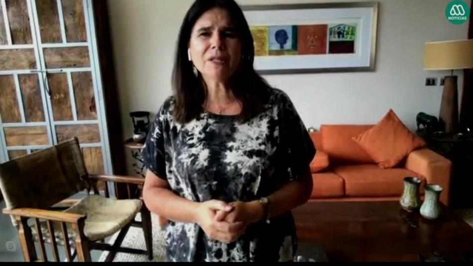 Diputada Ossandón: