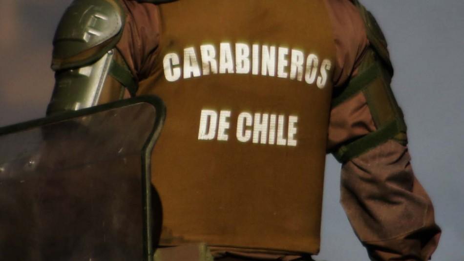 Funcionario de Carabineros se encuentra en estado grave tras ser agredido en Concepción