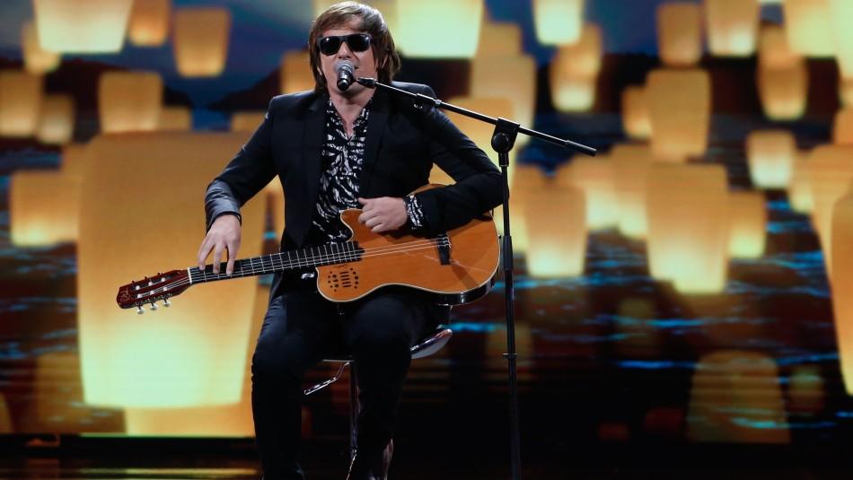 Nahuel Pennisi: El músico autodidacta que triunfó en el Festival de Viña 2020