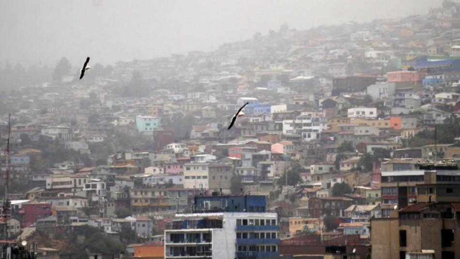 Valparaíso con nubosidad: Revisa el pronóstico del tiempo