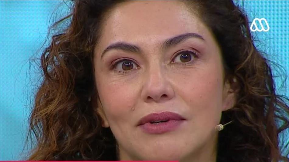 Tamara Acosta y el difícil proceso para convertirse en madre: