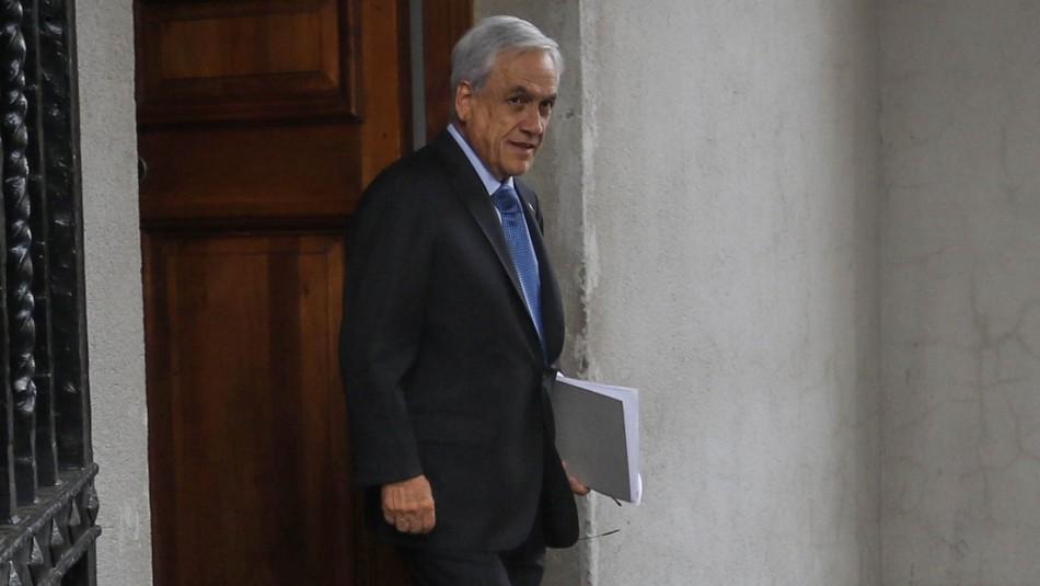 Presidente Piñera sale a explicar polémicos dichos sobre el abuso contra las mujeres