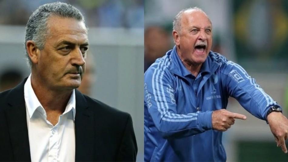 Colo Colo sigue buscando entrenador.