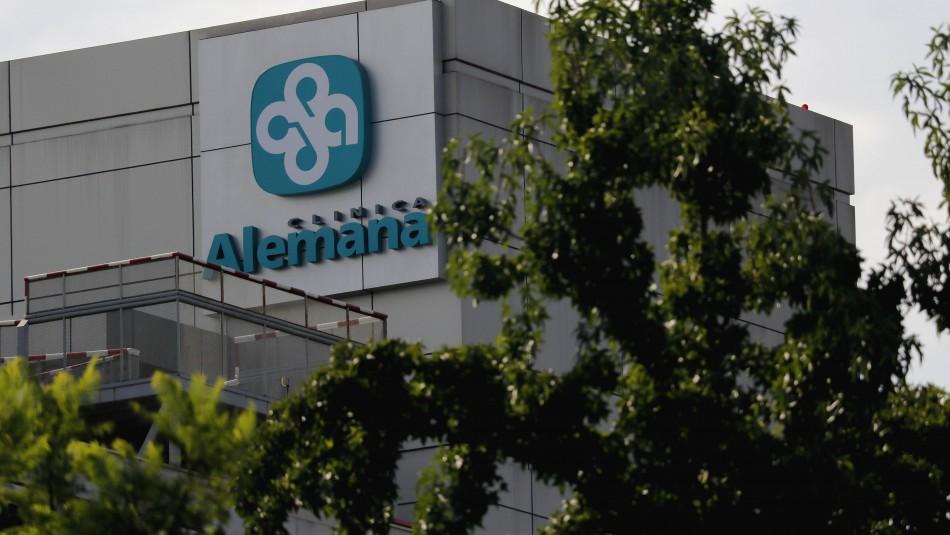 Tercer caso de coronavirus es una doctora de Clínica Alemana: No está confirmado si atendió pacientes