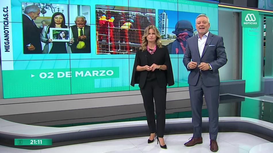 Meganoticias Prime - Lunes 2 de marzo 2020