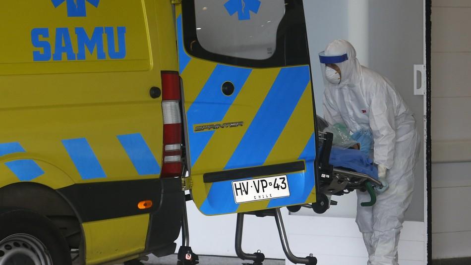 Confirman quinto caso de coronavirus en Chile