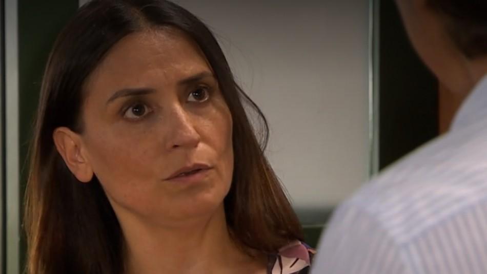 Verdades Ocultas: La inestabilidad de Eliana colapsa a Tomás