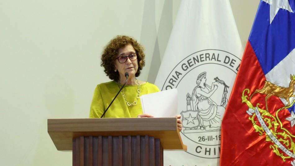 Presidenta del CDE y querella contra Javiera Blanco: La entrega de sobres con dinero no es información nueva