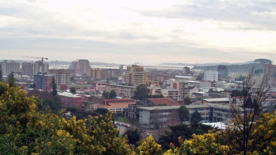 Concepción parcialmente nublado: Revisa el pronóstico del tiempo