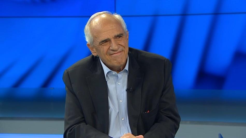 Ernesto Samper por proceso constituyente en Chile: