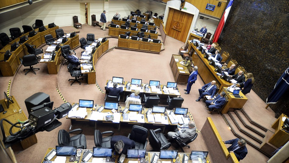 Senado aprueba proyecto de ley de ingreso mínimo garantizado