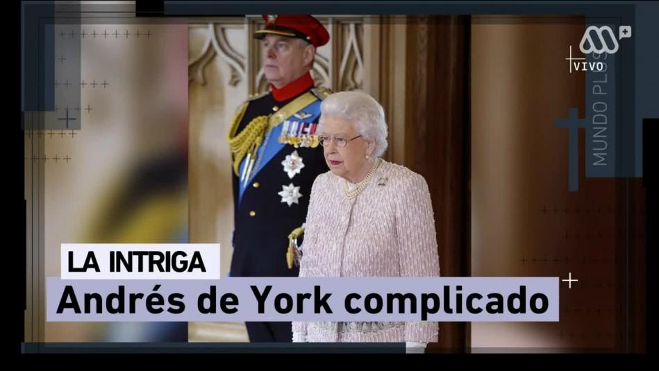 Andrés de York complicado con la justicia