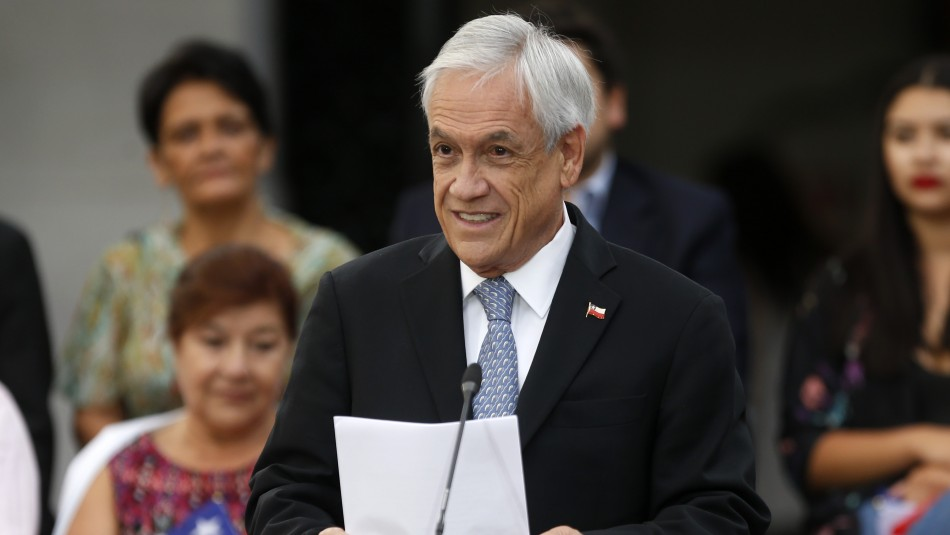 Piñera cita a Aylwin en busca de una salida a la crisis social: