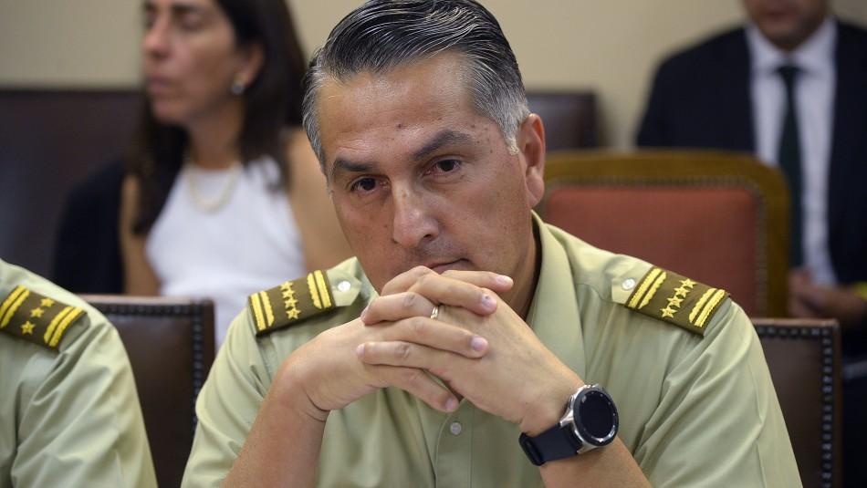 Mario Rozas por detención y golpiza a adulto mayor: