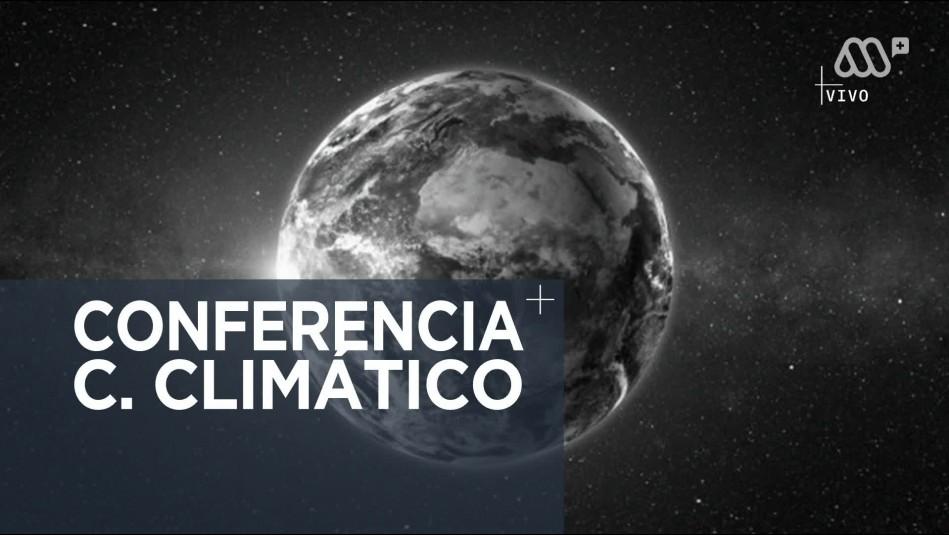 Chile será sede de la Conferencia Regional por el Cambio Climático