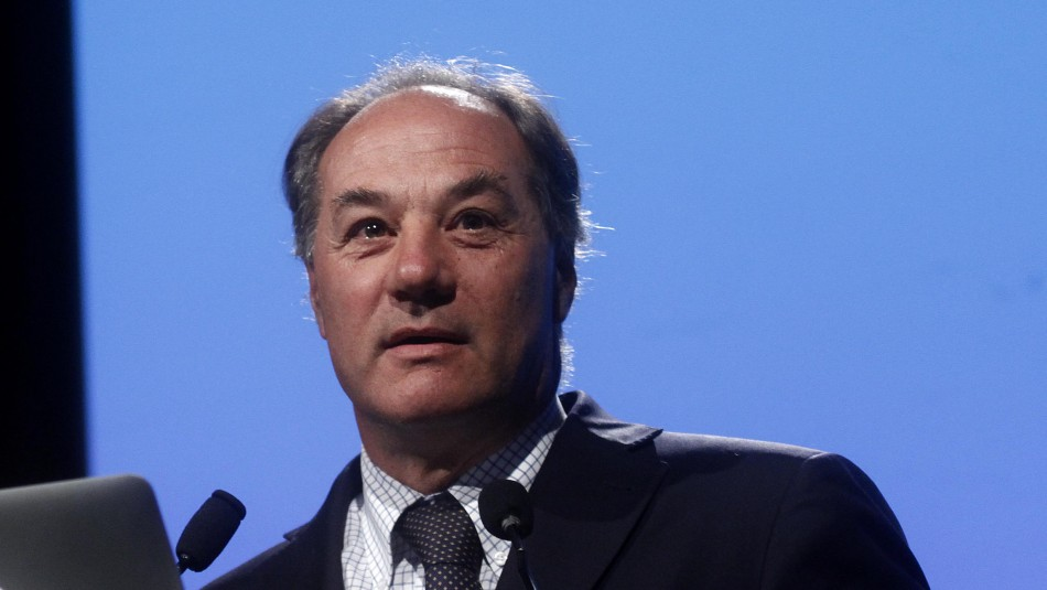 Juan Sutil fue elegido como nuevo presidente de la Confederación de la Producción y el Comercio
